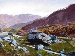 Bowder Stone, Borrowdale